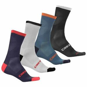 Lot 4 pairs castelli routa  cycling socks