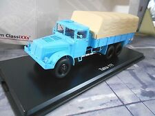 TATRA 111 Pritsche Plane blau blue Truck LKW OstblockPCL Premium Classixxs 1:43
