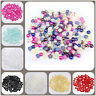 1000PCS Half Ronde Pearls Flat back Crafts Embellishments Card Making 5/6/7/8mm