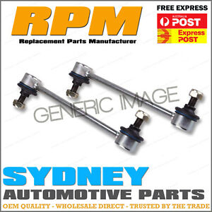 PAIR Front Sway Bar Link Pins Holden Colorado RG 4WD 06 / 2012 Onwards