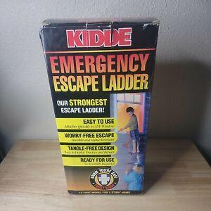 Kidde 2 Story 13' Emergency Exit Fire Escape Ladder Original Box