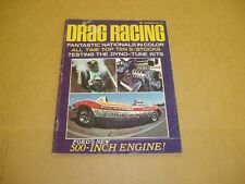 DRAG RACING magazine November 1969 Durachrome VW Bug Denver races Nationals