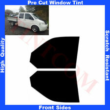Pre Cut Window Tint VW T5  4 Doors 2007-... Front Sides Any Shade