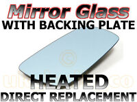 NEW PASSENGER Wing Mirror Glass+ Base Plate HEATED VOLVO XC90 02>