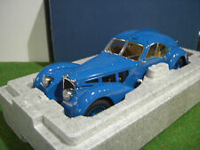 BUGATTI 57S ATLANTIC 1938 echell 1/18 AUTOart voiture miniature collection 70942