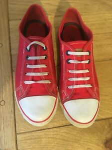 Boys/girls Canvas Shoes Size 4