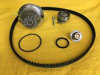NEU XXL Satz Zahnriemen + Wasserpumpe + Thermostat Opel 1.2 1.4 1.6 i Si GSI KAT