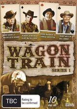 Wagon Train Series Season 1 (DVD, 10-Disc Set) BRAND NEW SEALED