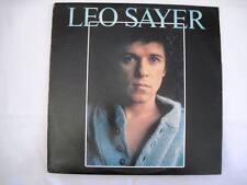 LEO SAYER (Vinyl) - Self Titled Album  - w/sleeve