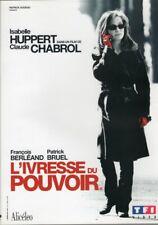 L'Ivresse du pouvoir DVD de Claude Chabrol avec Isabelle Huppert