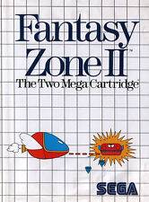 # Sega Master System-Fantasy Zone 2: the lagrimas of Opa-opa/MS juego #