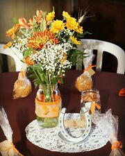 Wedding centerpiece vase