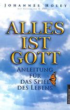 ALLES IST GOTT - Anleitung für das Spiel des Lebens - Johannes Holey BUCH - NEU