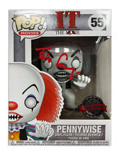 More details for pennywise it funko pop signed by tim curry 100% authentic with coa