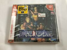 {Brand New} Zombie Revenge; Sega Dreamcast; Japan Import