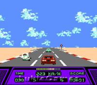 Rad Racer - Classic NES Nintendo Game