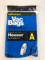 HOME CARE Hoover Disposable Vacuum Cleaner Bags Type A No. 3317 - FSTSHP