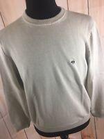 Brooks Brothers 346 Supima Cotton Crew Neck Sweater Mens Large