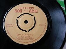 "LOCHESTRE KAMALONDO..OBOMI LA VERITE..AFRICAN CONGOLESE LINGALA MUSIC 7"" 45RPM"