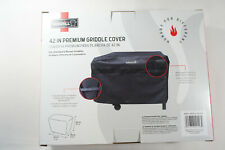 Nexgrill Premium Griddle Cover 42 in. Heavy-duty Grill Weather Protection BBQ