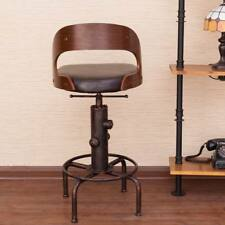 Industrial Rustic Cafe Bar Stool Retro Chair Dining Chairs Metal Kitchen 74cm