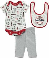 Bon Bebe baby Boys 2 Piece outfit ( baseball ) NWT Sizes- 3-6M 6-9M