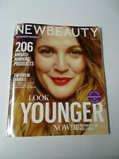 NEW BEAUTY Authority Magazine SPRING 2019 DREW BARRYMORE Vol 15/Issue 2