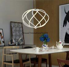 LED Pendellamp Hängeleuchten 105W dimmbar Fernbedienung Leuchte Höhenverstellbar