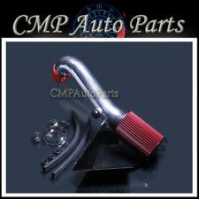 RED AIR INTAKE KIT FIT 15-17 VW GTI GOLF R Audi A3 2.0L Golf 1.8L Turbocharged