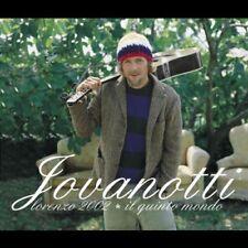 Jovanotti Il quinto mondo (2002)  [CD]