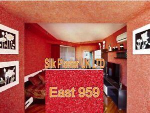 Silk Plaster UK LTD Liquid Wallpaper Glitter wall East 959