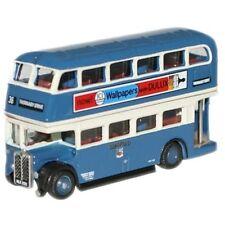 Altri modellini statici autobus blu
