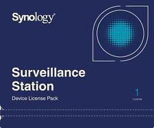 Synology Kamera Lizenz 1  Gerätelizenzpaket Camera Pack Kameralizenzpakete NAS