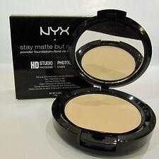 """Fondotinta in polvere opaco Creamy Natural """"Nyx"""""""