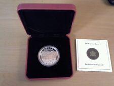 2004 Canada Hopewell Rocks Fine Silver Coin