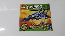 LEGO!!! Istruzioni solo!!! PER NINJAGO 9442