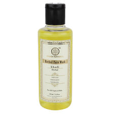 Khadi Natural Herbal Face Wash 210ml Free Shipping