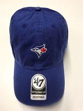 Toronto Blue Jays MLB Baseball '47 Brand Herring Base Runner Hat Cap One Size