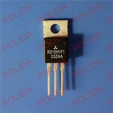 1PCS rf/VHF/UHF Transistor MITSUBISHI RD15HVF1 RD15HVF1-101 100% genuino y nuevo