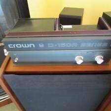 Crown DC150A Series II