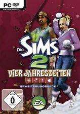 Die Sims 2 Vier Jahreszeiten Deutsch Neuwertig