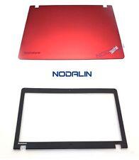 New For Lenovo Thinkpad Edge  E520 E525 LCD Rear Back Cover & LCD Screen Bezel