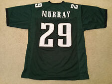 UNSIGNED CUSTOM Sewn Stitched DeMarco Murray Green Jersey - Extra Large