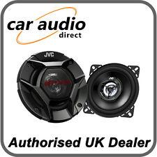 "JVC CS-DR420 10cm 4"" 220 Watts 2 Way Coaxial Car Door Dash Speakers BNIB"