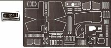 Eduard Sdkfz 7 / flak 37 1/35 Photoetched Detail Set EU35082