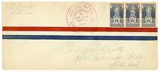 SCARCE 1926 CAM FLIGHT COVER 13N3a PHILADELPHIA SESQUI-CENTENNIAL UNLISTED RED