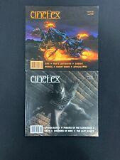 Cinefex Revue - 2 Éditions #109 n - Spider-Man 3, Ghost Rider