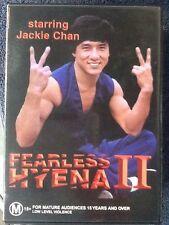 Fearless Hyena II - Jackie Chan - All Regions - DVD # 363