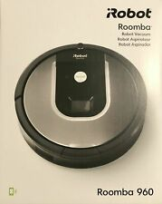 iRobot Roomba 960 Robot Vacuum, Wi-Fi Connected Smart Mapping, BRAND NEW