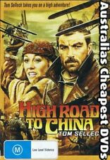 High Road To China DVD NEW, FREE POSTAGE WITHIN AUSTRALIA REGION ALL